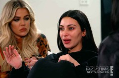 Kim Kardashian rompe a llorar al recordar el robo que sufrió en París