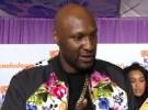 Lamar Odom comenta cómo va su recuperación en los Kids' Choice 2017
