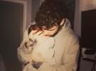 Liam Payne y Cheryl se convierten en padres de un niño