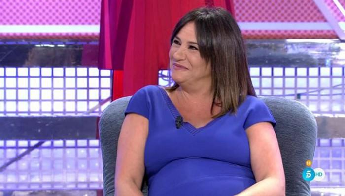 La actriz Melani Olivares está deseando ser madre por tercera vez