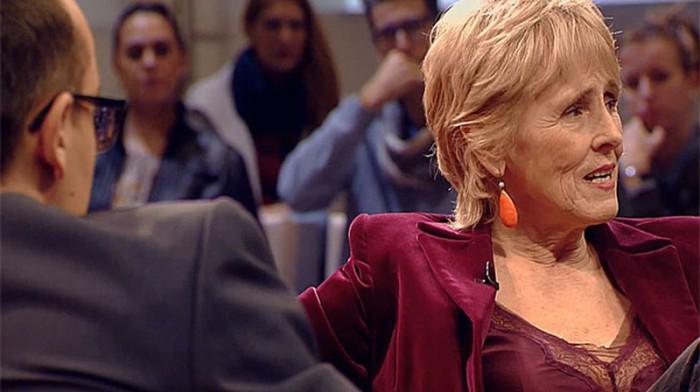Mercedes Milá confiesa a Risto Mejide que estuvo en un agujero negro