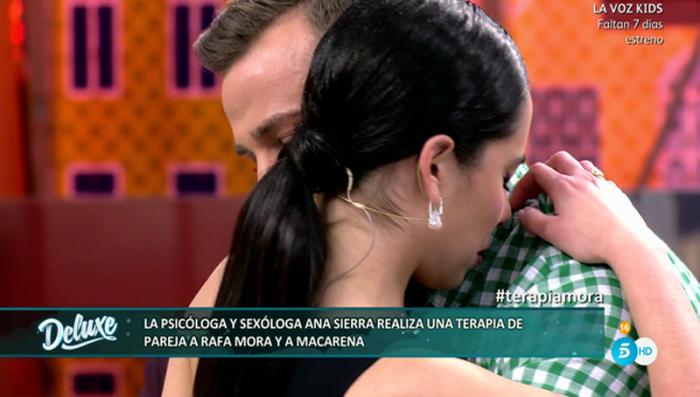 Rafa Mora no retoma su relación con Macarena Millán
