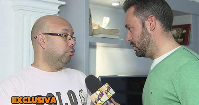 Habla Antonio Marcos, testigo de lo ocurrido entre Diego Matamoros y Tanit Grande