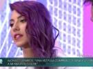 Alonso Caparrós le pide perdón a su hija en Sábado Deluxe