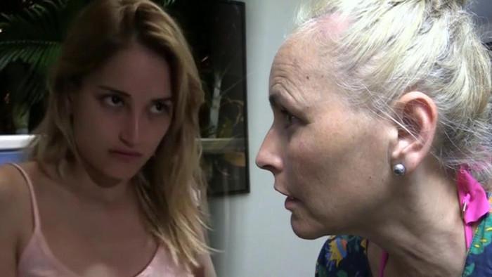 Alba Carrillo y su madre protagonizan la primera discusión de Supervivientes 2017