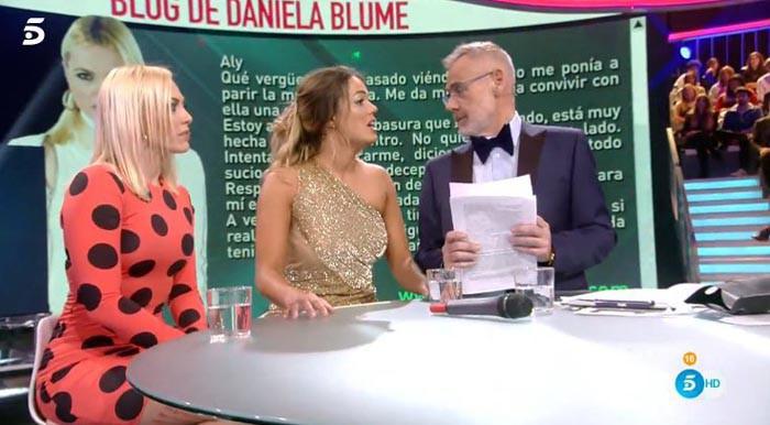 Alyson Eckmann supera a Daniela Blume en la final de Gran Hermano VIP 5