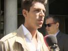 Diego Matamoros: 31 días de trabajo social y ocho meses de alejamiento