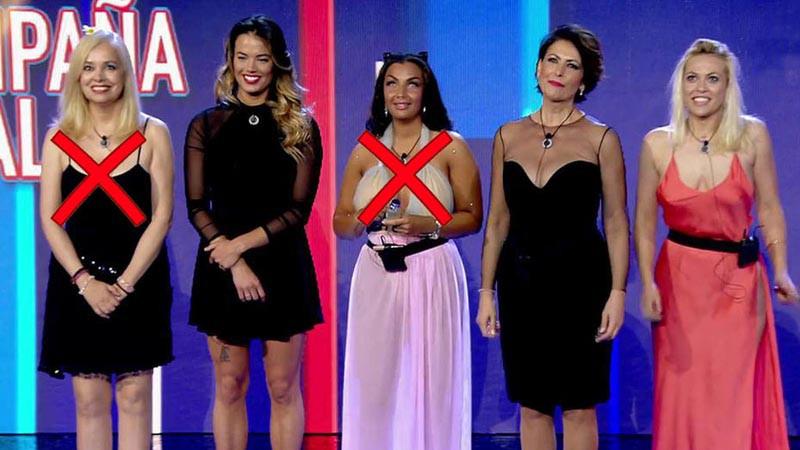 Emma y Elettra expulsadas, Daniela, Alyson e Irma se disputarán la victoria en Gran Hermano VIP 5