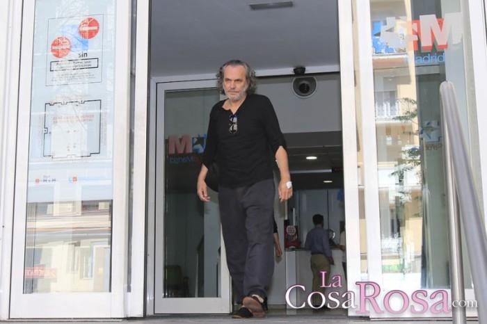 José Coronado es dado de alta tras sufrir un infarto
