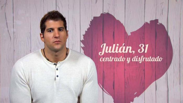 Julián Contreras y su paso por First Dates para encontrar el amor