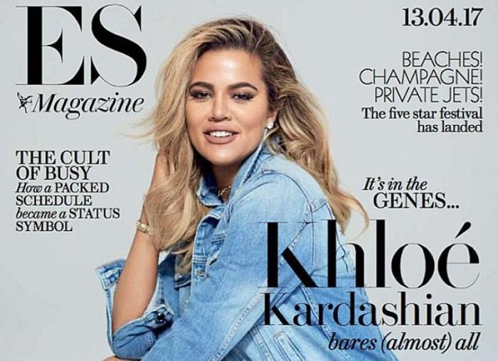Khloe Kardashian está lista para ser madre