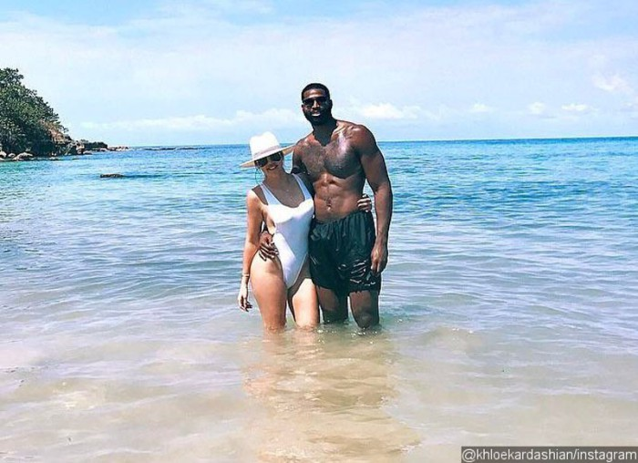 Khloe Kardashian preparada para comprometerse con Tristan Thompson
