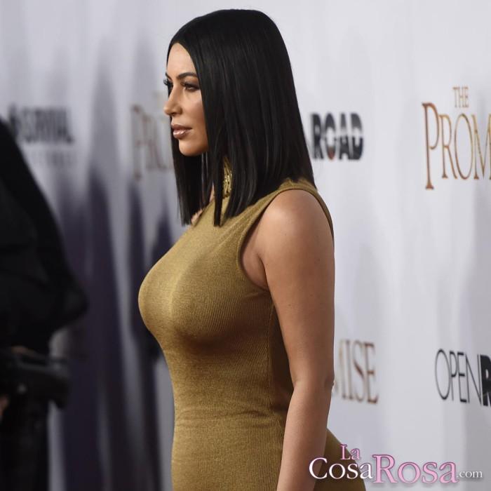 El cuerpo sin retocar de Kim Kardashian enfada a sus seguidores