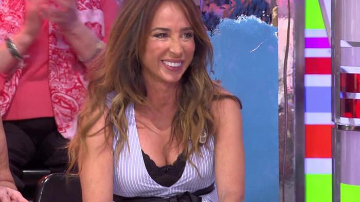 María Patiño confiesa que se ha retocado el pecho