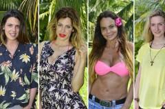 Leticia Sabater, Janet Capdevila, Paola Caruso y Laura Matamoros nominadas en Supervivientes 2017
