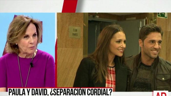 Paula Echevarría y David Bustamante enfrentados por la Primera Comunión de su hija