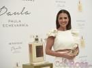Paula Echevarría no desmiente su separación en la presentación de su nuevo perfume