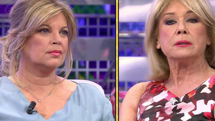 Terelu Campos se siente sola y humillada en Sálvame