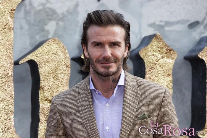 David Beckham planea hacer un súper regalo a Victoria por su 20 aniversario
