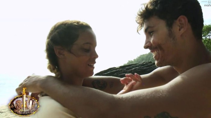 Gloria Camila celosa de Paola en Supervivientes 2017