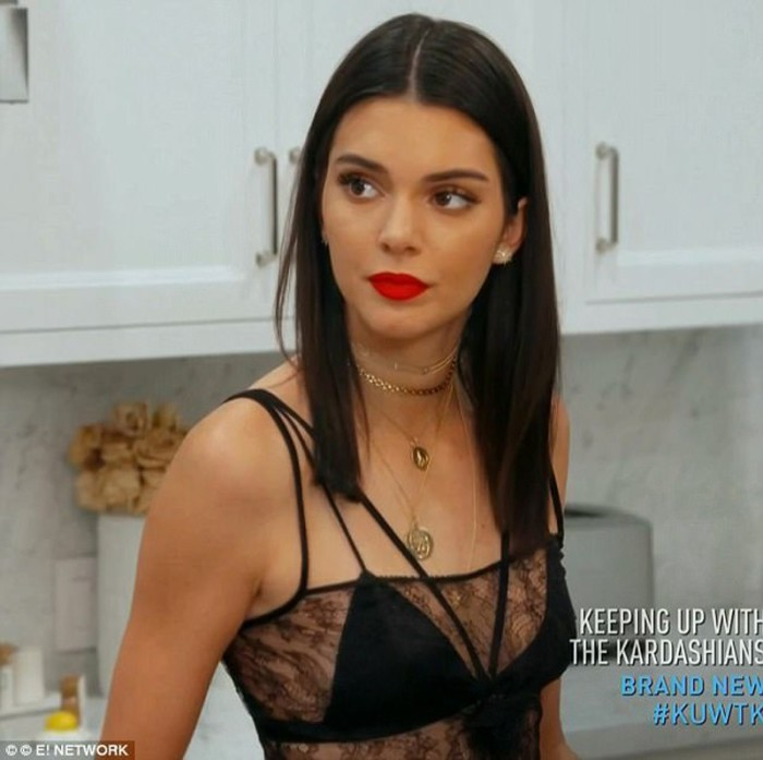 Kendall Jenner se mosquea con Caitlyn por culpa de Kylie
