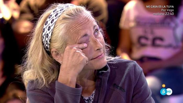Una grabación saca lo peor de Lucía Pariente, la madre de Alba Carrillo