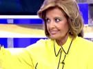 María Teresa Campos hospitalizada tras sufrir una isquemia cerebral