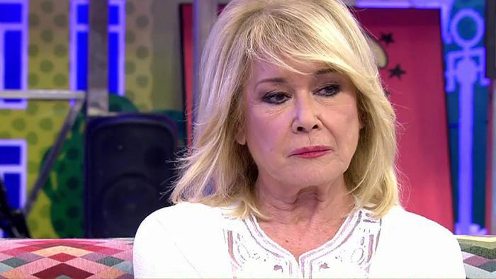 Mila Ximénez se recupera de su operación de estética