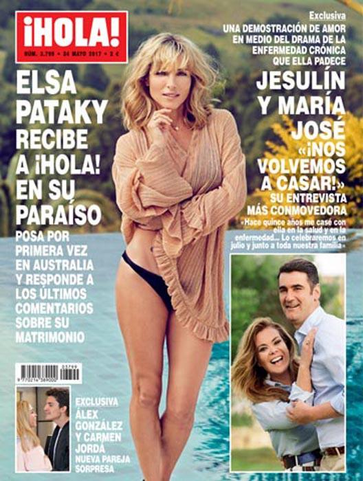 María José Campanario y Jesús Janeiro se vuelven a casar
