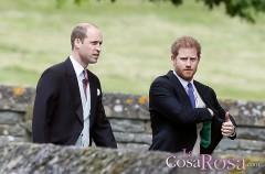 El príncipe Harry y su elegancia en la boda de Pippa Middleton