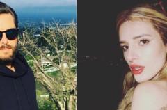 Scott Disick y Bella Thorne juntos en Cannes donde están Kourtney Kardashian y su novio