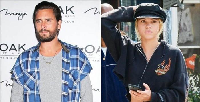 Scott Disick se divierte con Sofia Richie en Cannes