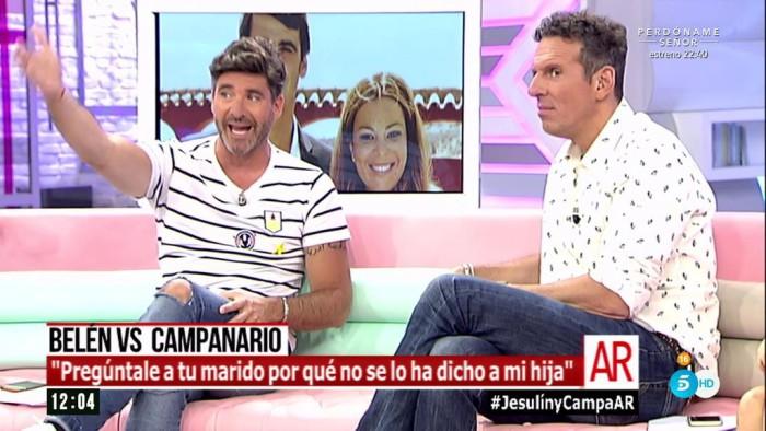 Belén Esteban, nuevo ataque a Toño Sanchís días antes de su juicio
