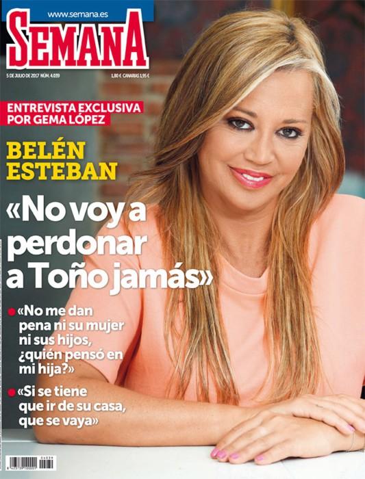 Belén Esteban está intentando quedarse embarazada