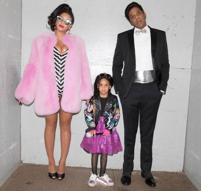 Beyonce y Jay Z dan la bienvenida a sus mellizos