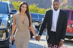 Kim Kardashian y Kanye West ya tienen una gestante subrogada para su tercer hijo