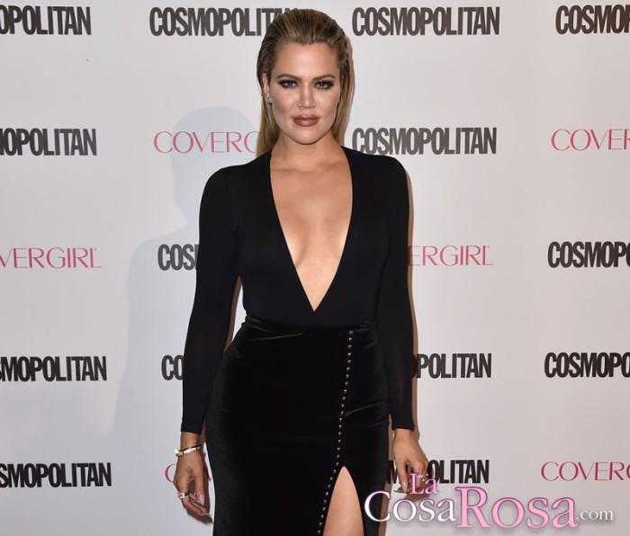 Khloe Kardashian se lleva a Kourtney, a su madre y a sus sobrinos a ver jugar a Tristan Thompson