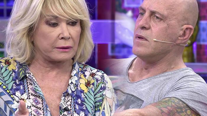 Laura Matamoros enfrenta a Mila Ximénez y a Kiko Matamoros