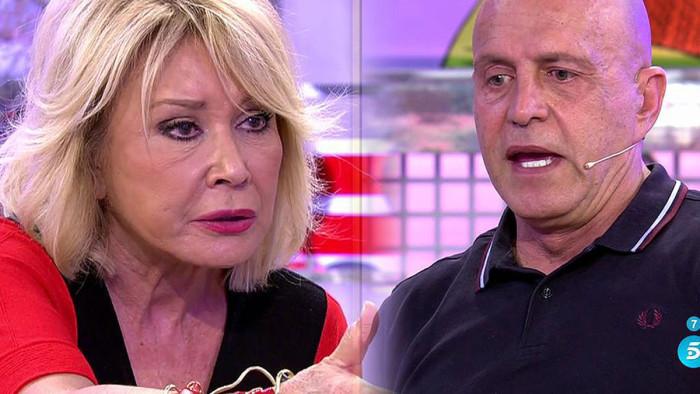 Kiko y Diego Matamoros se quejan del trato que se les está dando en Supervivientes