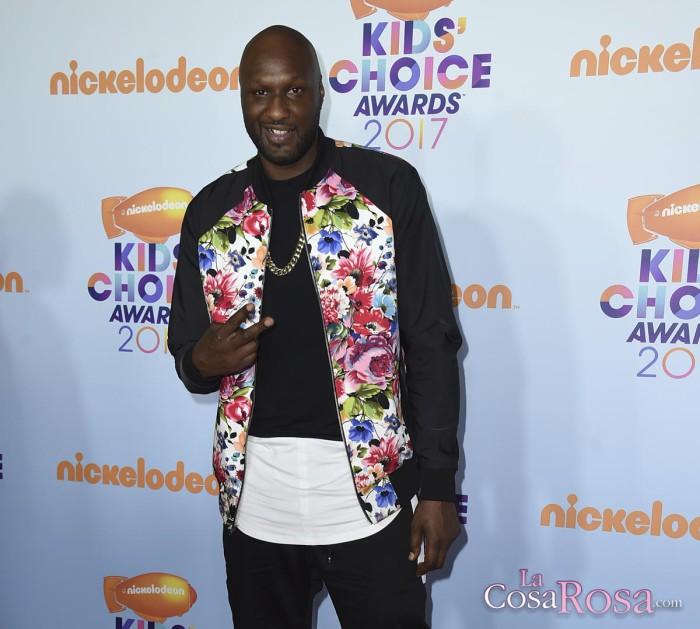 Lamar Odom molesto tras conocer la gran mentira de Khloe Kardashian