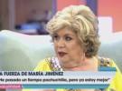 María Jiménez, emotiva entrevista en Viva la Vida