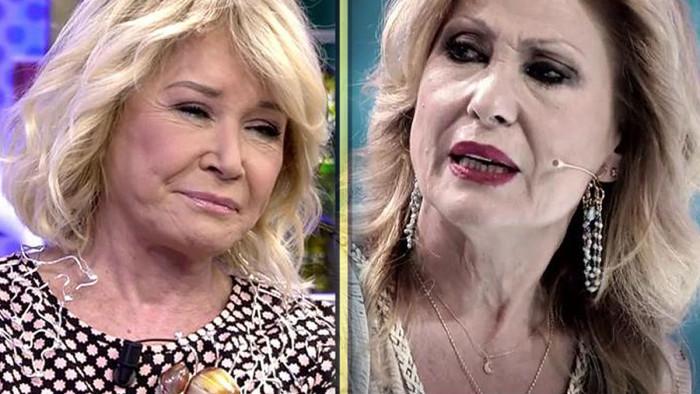 Mila Ximénez estalla contra Rosa Benito y Carmen Borrego