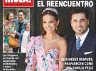 Paula Echevarría y David Bustamante, versiones contradictorias en su pleno de portadas