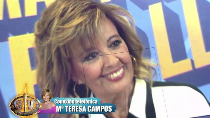 El fiasco de la llamada de María Teresa Campos a Supervivientes