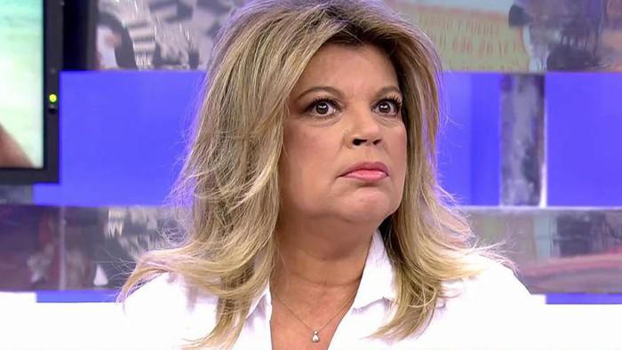 Terelu Campos defiende con uñas y dientes a su madre