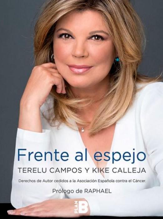 Terelu Campos escribe un libro con la ayuda de Kike Calleja