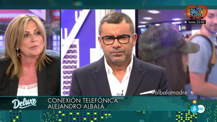 Alejandro Albalá y Dulce defienden a Chabelita en Sábado Deluxe