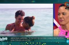 Apolonia Lapiedra y la proposición de Kiko Jiménez