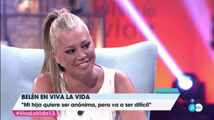 A Belén Esteban no le importan los hijos de Toño Sanchís