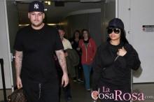 Un furioso Rob Kardashian expone imágenes íntimas de Blac Chyna en Instagram
